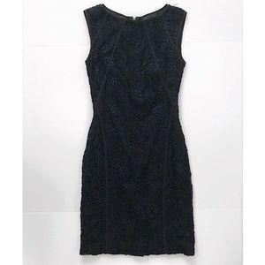 Ann Taylor Sleeveless Dress Lace size 2